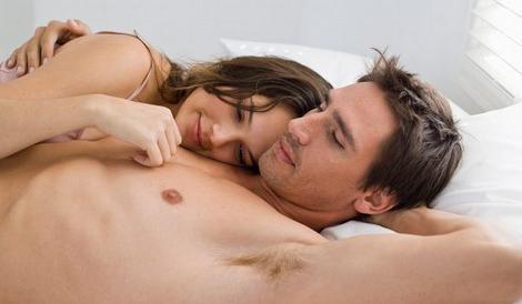 Intim anális szex