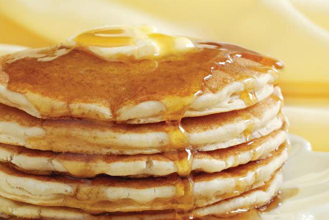 Pancakes Di Yogurt Subur Tebal Resipi Dengan Gambar