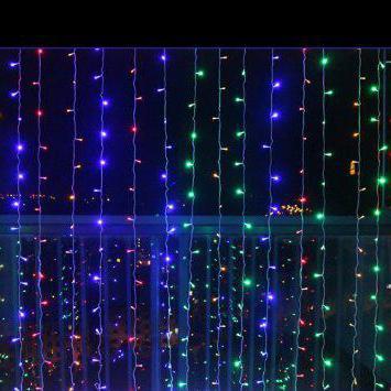 световая завеса led
