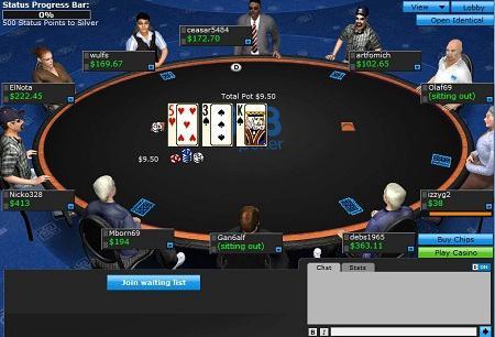 Poker Program Ilaina