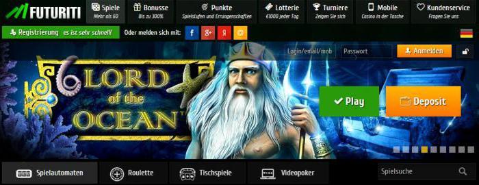Віртуальнае казіно онлайн гуляць бясплатна
