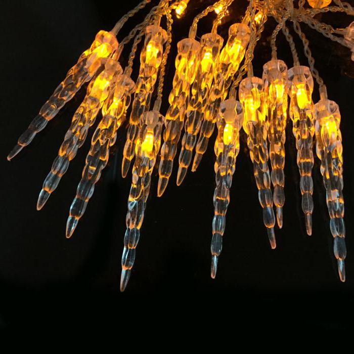 световая завеса со светодиодами